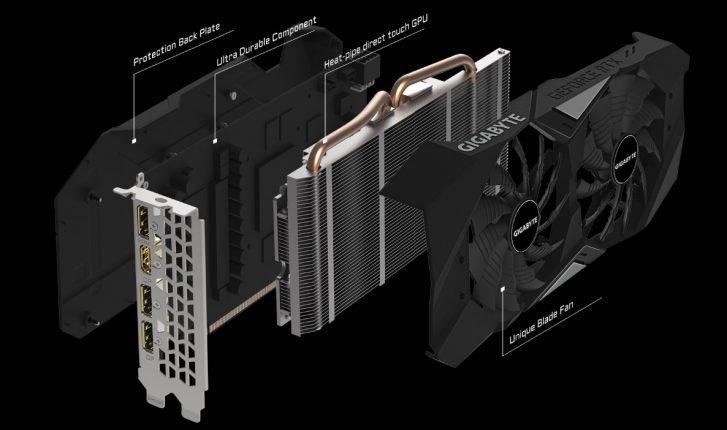 VGA GG RTX 2060 SUPER WINDFORCE OC 8G