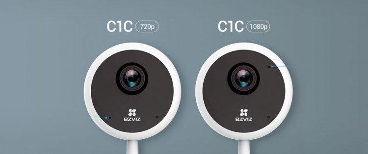 CAMERA HIK EZVIZ C1C 1080P