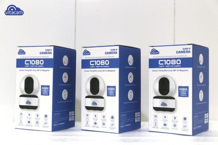 Camera VITACAM C1080 2.0MP