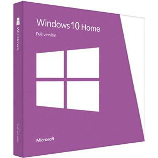 Microsoft Windows 10 Home 64-bit OEI