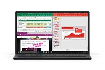 Microsoft Windows 10 Pro 64-bit OEI