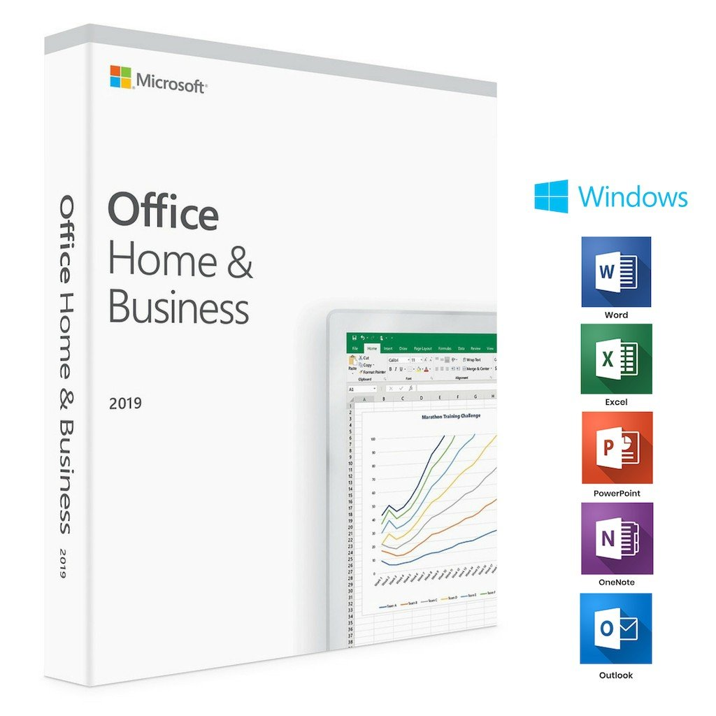 Office Home and Business 2019 English APAC EM Medialess:T5D-03249