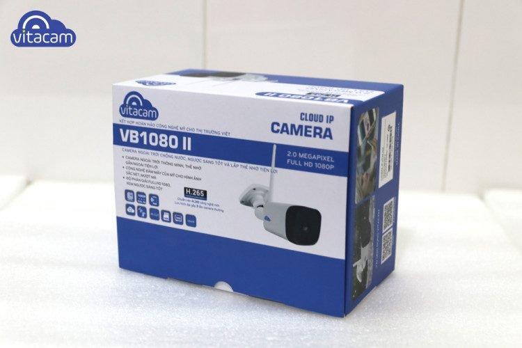 Camera IP Wifi VITACAM VB1080 II 2.0M