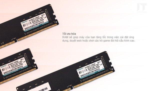 DDR4 PC 16G/2666 Kingmax Chính hãng Viễn Sơn