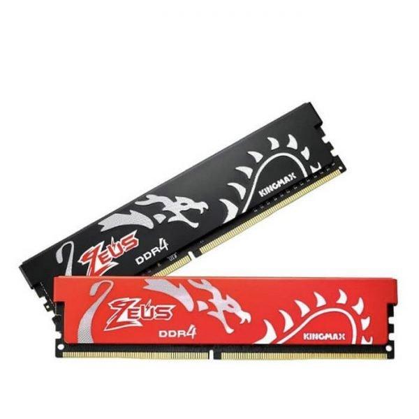 DDR4 PC 8G/2666 Kingmax Heatsink Zeus Chính hãng Viễn Sơn