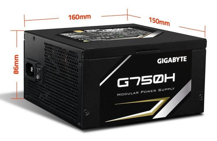 Nguồn Gigabytes AP750H 750W