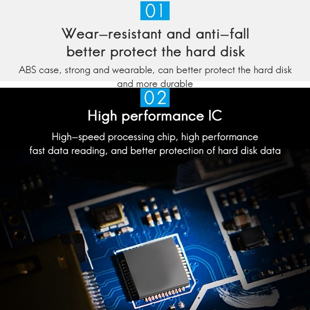 Box HDD SSK SHE-080