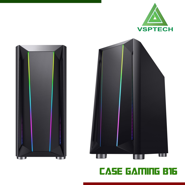 Case VSP B16 LED RGB Kính cường lực