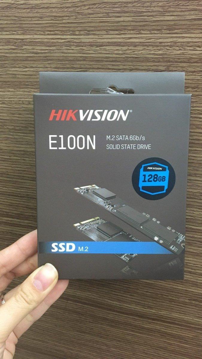 SSD M.2 Sata 128G HIKVISION E100N