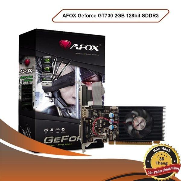 Vga Afox Gt730 2gb Ddr3 128bit Box Chinh Hang1578718421