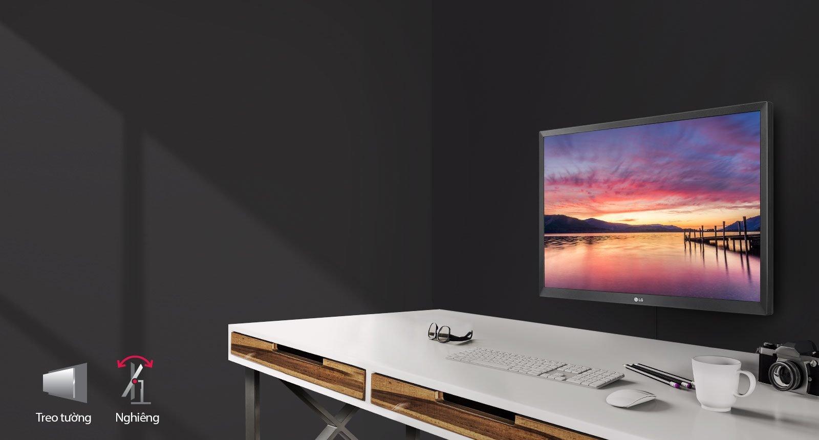 LCD 22' LG 22MK430H-B