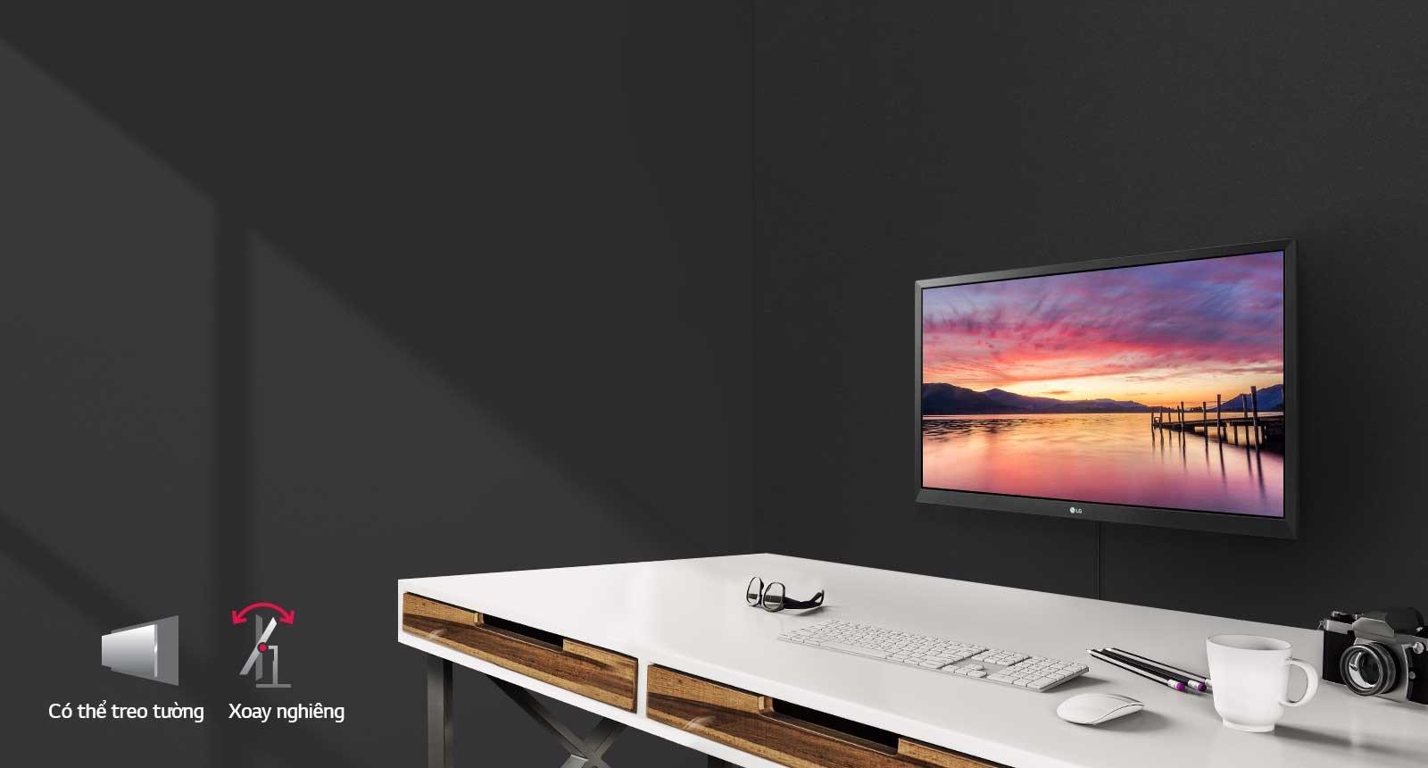 LCD 27' LG 27MK430H-B (IPS)