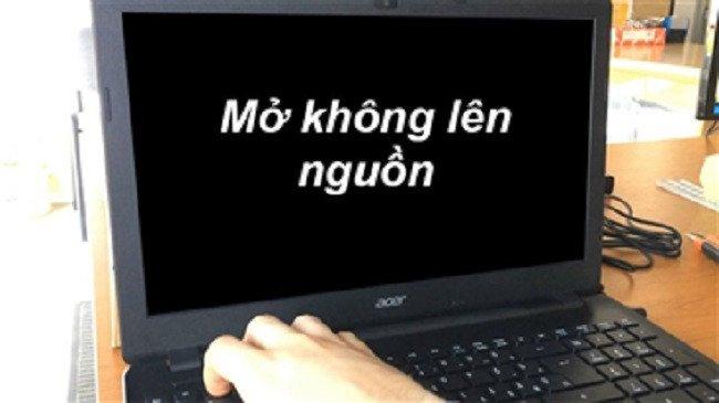 Nguyên nhân và cách khắc phục lỗi sập nguồn ở laptop