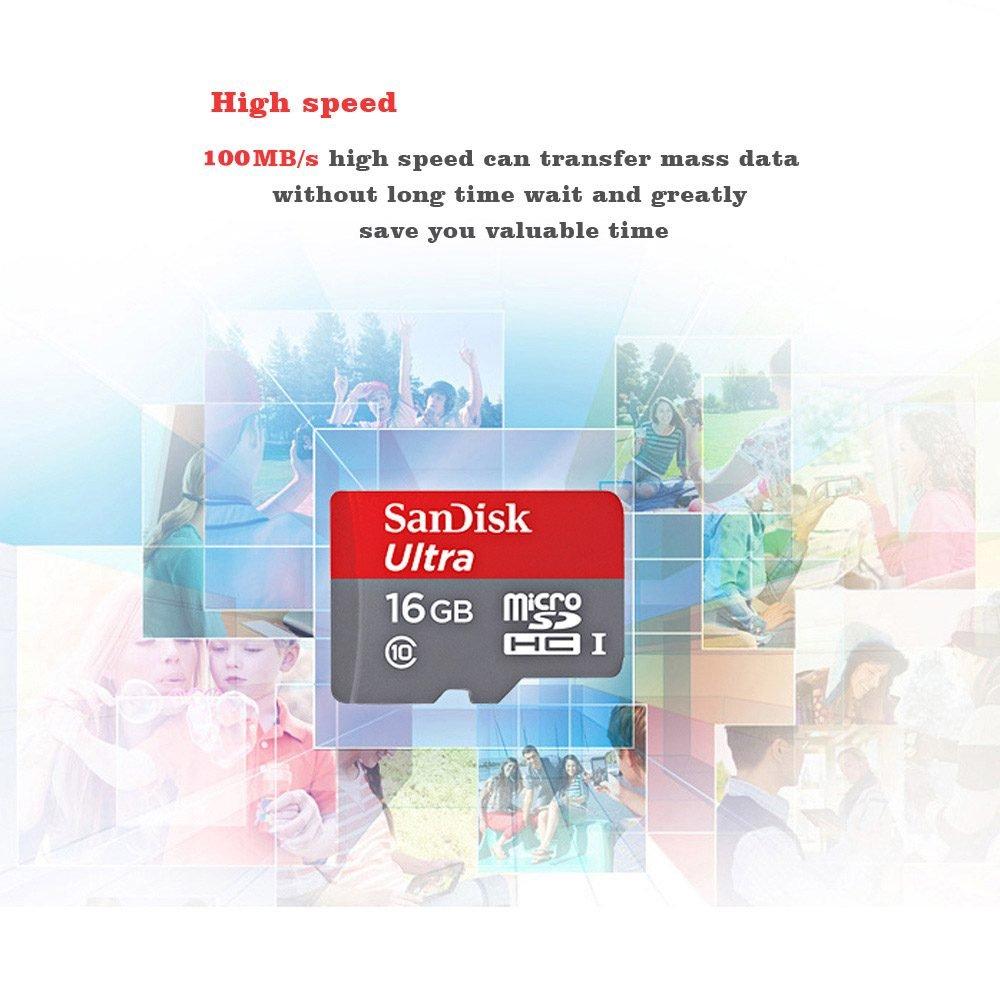 Thẻ nhớ MicroSD SANDISK ULTRA 64G