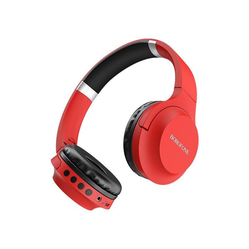TN Chụp tai Bluetooth BOROFONE BO6 Chính hãng (Có khe thẻ nhớ )
