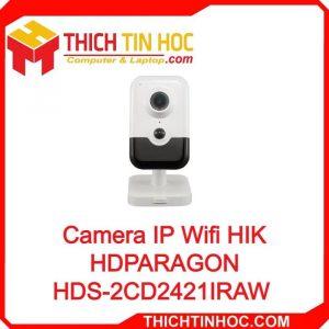 Camera Ip Wifi Hik Hdparagon Hds 2cd2421iraw 2.0mp