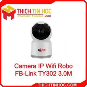 Camera Ip Wifi Robo Fb Link Ty302 3.0m
