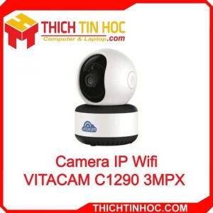 Camera Ip Wifi Vitacam C1290 3mpx 2k