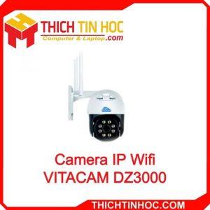 Camera Ip Wifi Vitacam Dz3000