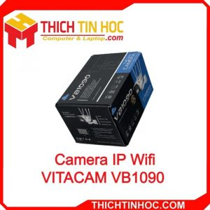 Camera Ip Wifi Vitacam Vb1090 3mpx