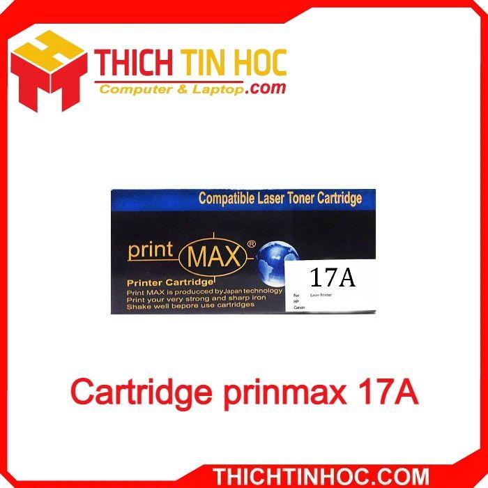 Cartridge Prinmax 17a