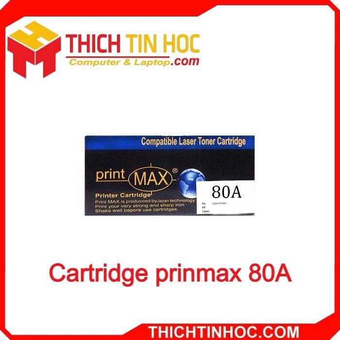 Cartridge Prinmax 80a