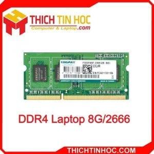 Ddr4 Laptop 8g 2666