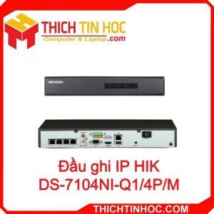 Đầu Ghi Ip Hik Ds 7104ni Q1 4p M