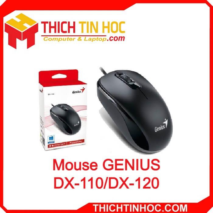 Mouse Genius Dx 110 Dx 120