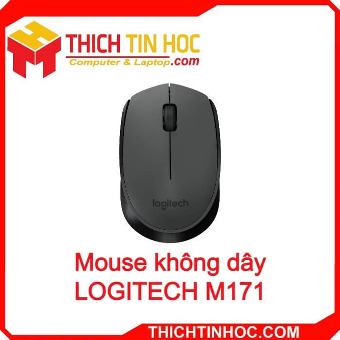 Mouse Không Dây Logitech M171