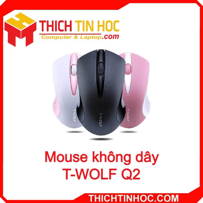 Mouse Không Dây T Wolf Q2