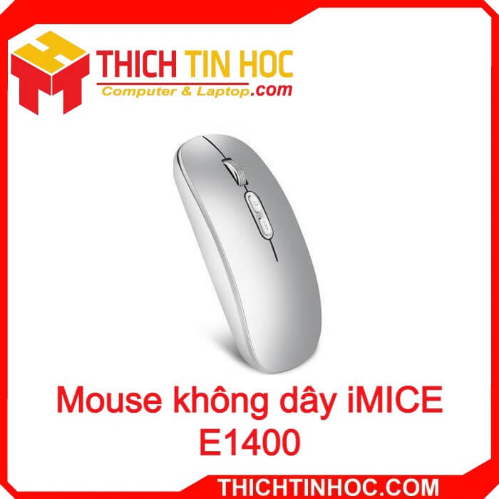 Mouse Không Dây Imice E1400