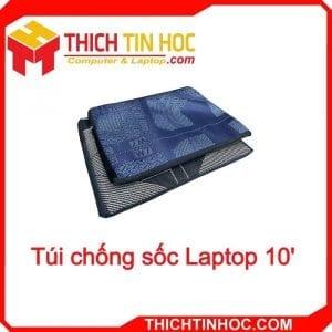 Túi Chống Sốc Laptop 10'
