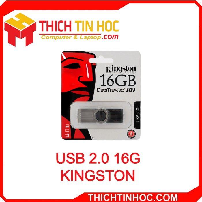 Usb 2.0 16g Kingston