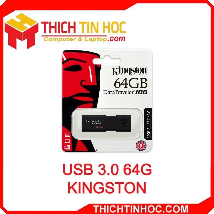 Usb 3.0 64g Kingston