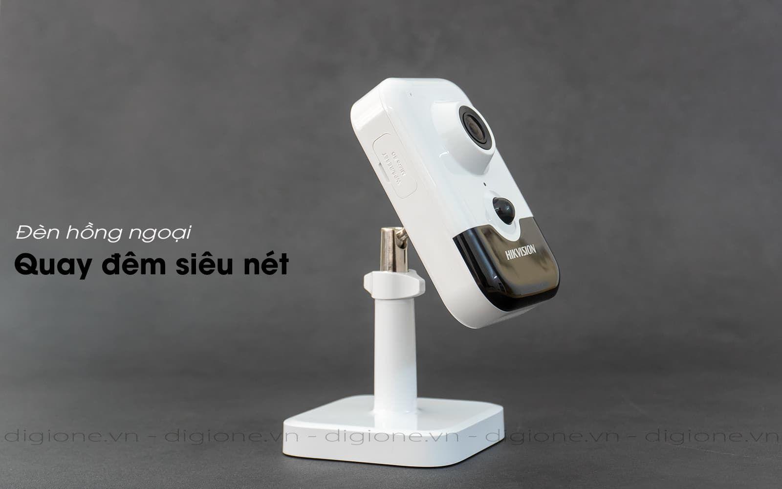Camera IP Wifi HIK DS-2CD2443G0-IW 4.0MP Cube