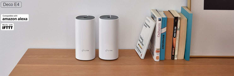 Mesh Wifi TP-Link DECO E4 AC1200