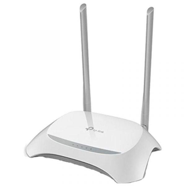 Tp Link Tl Wr840n Router Wifi N300 001 L