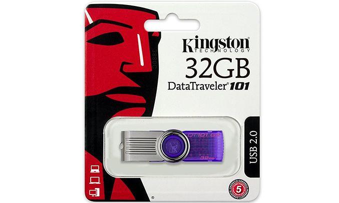 USB 2.0 32G KINGSTON